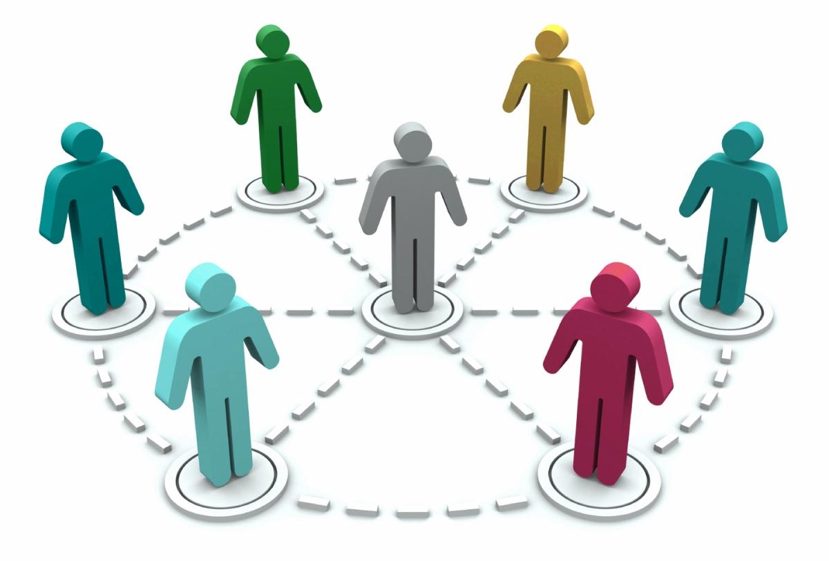 Dinamicas de organización