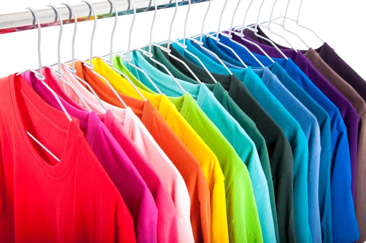 Psicología del color en la ropa